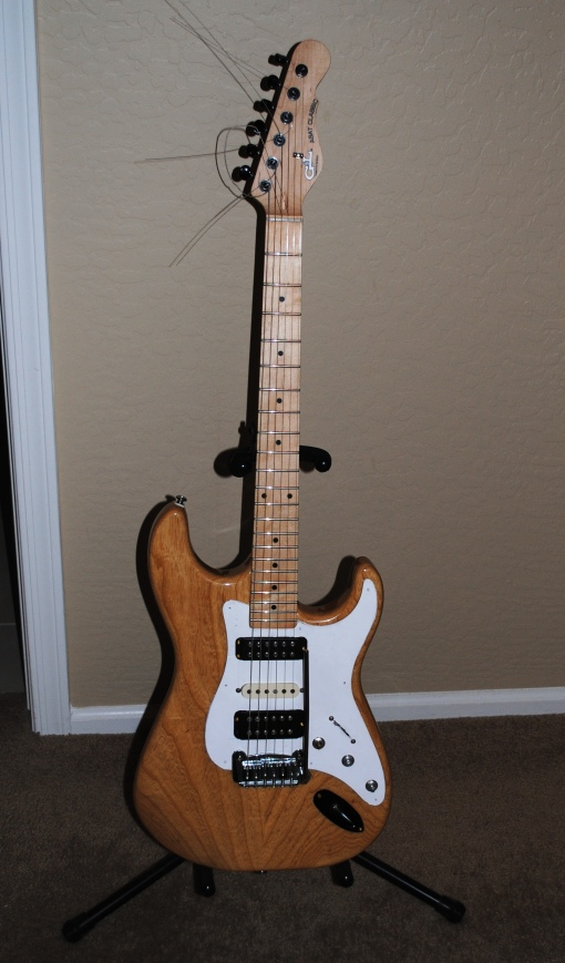 G&L Project Guitar Full View